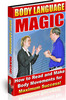 Body Language Magic with FREE CHAPTERS