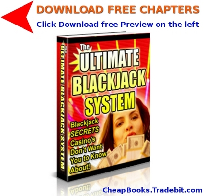 Product picture The Ultimate Blackjack System with FREE CHAPTERS