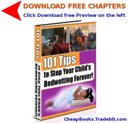 Product picture Stop Your Childs Bedwetting Forever with FREE CHAPTERS