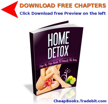 Product picture Home Detox with FREE CHAPTERS