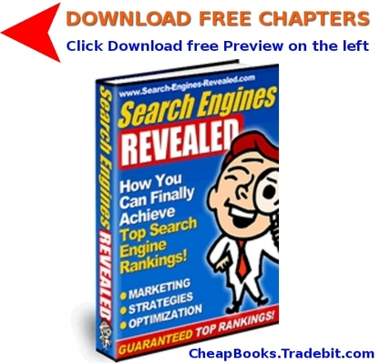 Product picture Search Engines Revealed with FREE CHAPTERS