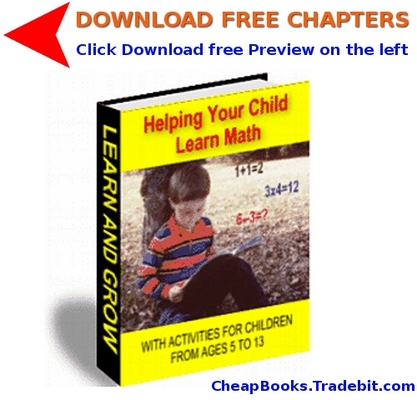Product picture Helping Your Child Learn Math with FREE CHAPTERS