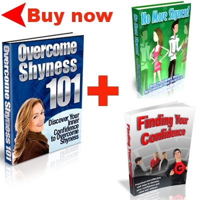 Product picture Overcome Shyness 101 with bonus