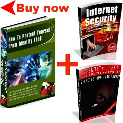 Product picture Introduction to Identity Theft with bonus