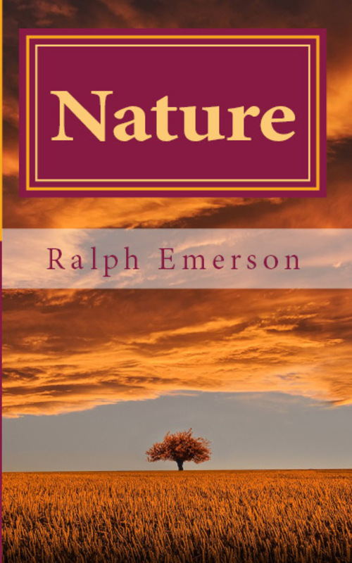 Product picture Nature Ralph Waldo Emerson